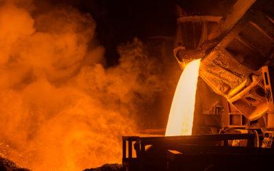 steelworks-molten-steel